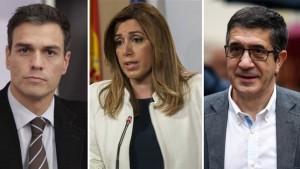 Se avistan primarias en el PSOE