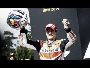 Brno : Pedrosa met fin au règne de Marquez