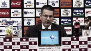"""Pedro Martínez: """"Estamos en el buen camino"""""""
