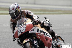 Dani Pedrosa lidera la resurrección de Honda