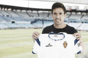 Pedro Sánchez, primer refuerzo del Real Zaragoza