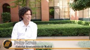 Pedro Zerolo se une a 'Migrar es Cultura'