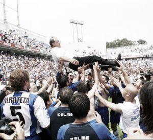 Un once para la historia: Joaquín Peiró