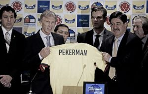 La era Pékerman: una era de victoria e historia para la Selección Colombia