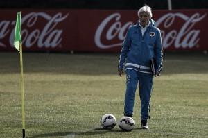 Ya están los convocados por José Pékerman para microciclo con la Selección Colombia
