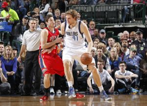 Dallas Mavericks Put An End To New Orleans Pelicans' Five-Game Winning Streak With 102-93 Win