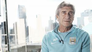 """Pellegrini: """"No cierro la puerta a nuevos futbolistas"""""""