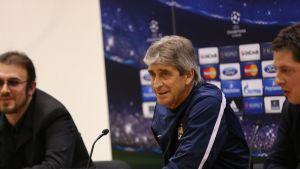"""Pellegrini: """"Es increíble que UEFA permita jugar acá"""""""