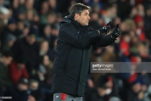 Pellegrino: ''I believe in the character of my team''