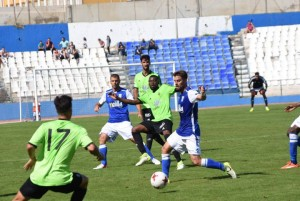 Recreativo - Melilla: el reestreno de Negredo