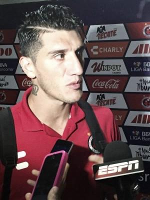 """Gabriel Peñalba: """"Hay que ser fuertes y poner el pecho"""""""