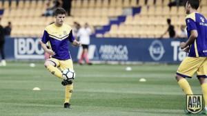 """Álvaro Peña: """"Tenemos muchas ganas de ganar al Huesca"""""""
