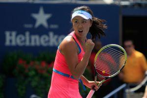 Peng venció cómodamente a Bencic en el US Open