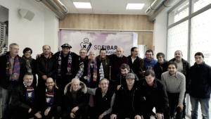 Se funda la Federación Internacional de Peñas de la SD Eibar