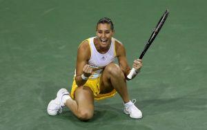 WTA Cincinnati, sorride Flavia Pennetta, ko Errani e Knapp