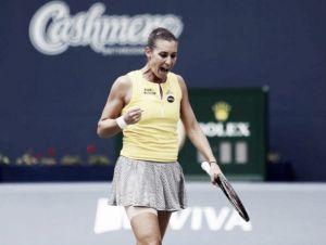 Rogers Cup, WTA Toronto: Pennetta - S.Williams, derby Vinci - Knapp