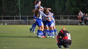 Segunda División Femenina: un recién ascendido con pleno de puntos