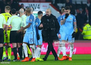 Guardiola admits it will be difficult to catch Chelsea