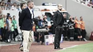 """Pep Guardiola: """"Hemos jugado realmente bien y el resultado es increíble"""""""