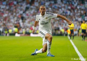 """Pepe: """"Queremos dar alegrías al madridismo"""""""
