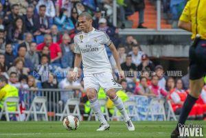 Pepe vuelve a una lista de la que se caen Ramos y Navas