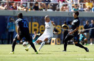 """Pepe: """"Bale será importantísimo para nosotros"""""""