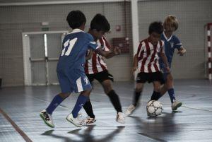 Primera jornada de la Villarreal Futsal Cup