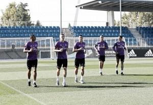 Pepe vuelve a los entrenamientos