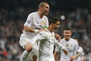 """Pepe: """"Entrenar con Cristiano me ayuda para poder defender al resto"""""""