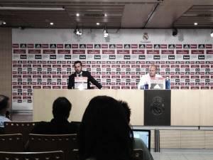 """Pepe Mel: """"Es el Bernabéu y si no las metes pasa esto"""""""