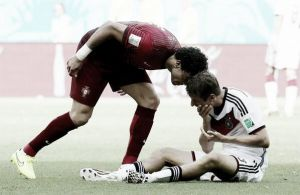 Alemania - Portugal, puntuaciones de Portugal, jornada 1 grupo G