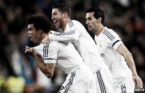 El Real Madrid cambia la tendencia e impone su orden
