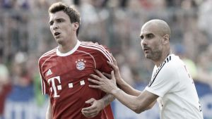 "Mandzukic blasts Guardiola, saying: ""He didn't want me to finish as leading goalscorer"""