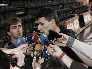 """Perasovic: """"Una final no se juega todos los días"""""""