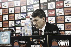 """Perasovic: """"Hemos pasado con dificultades, pero merecidamente"""""""