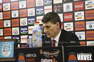 """Perasovic: """"Estamos contentos por ganar el primer partido"""""""