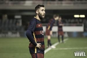 """Alberto Perea: """"Tengo mucha ilusión de estar en el Barça"""""""