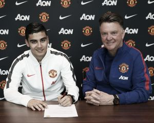 Andreas Pereira signs new three-year United deal