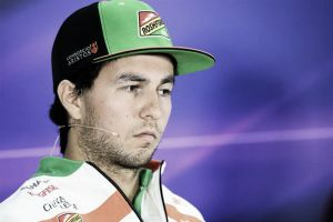 "Sergio Pérez: ""Tenemos un buen paquete de actualización y creo que podemos ser competitivos"""