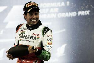 """Sergio Pérez: """"Tenemos un gran coche y estamos motivados"""""""