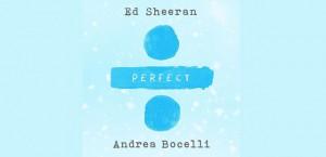 Ed Sheeran lanza una nueva versión de 'Perfect' junto a Andrea Bocelli