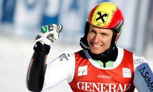 Sci Alpino: si riapre la caccia a Marcel Hirscher