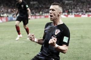 """Decisivo em vitória da Cróacia, Perisic celebra vaga na final: """"Mostramos nosso caráter"""""""