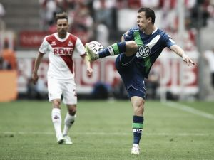 1. FC Köln 2-2 VfL Wolfsburg: Wolves seal second with hard-fought draw