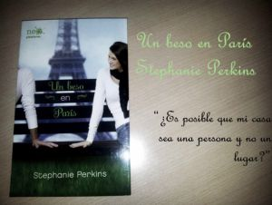 Un beso en París, Stephanie Perkins