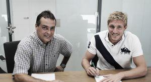 El Real Betis confirma la renovación de Perquis hasta 2016