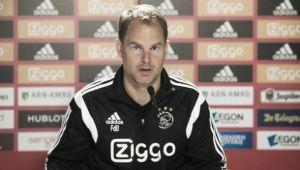 """De Boer: """"Son 17 finales"""""""