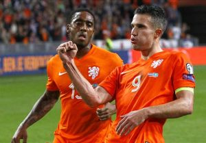 Les buts de Pays-Bas vs Lettonie