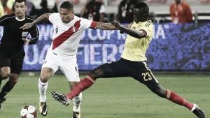 Qualificazioni Russia 2018 - Perù agli spareggi, Colombia al Mondiale: 1-1 a Lima