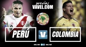 Previa Perú - Colombia: La 'bicolor' busca hacer historia con la esperada clasificación